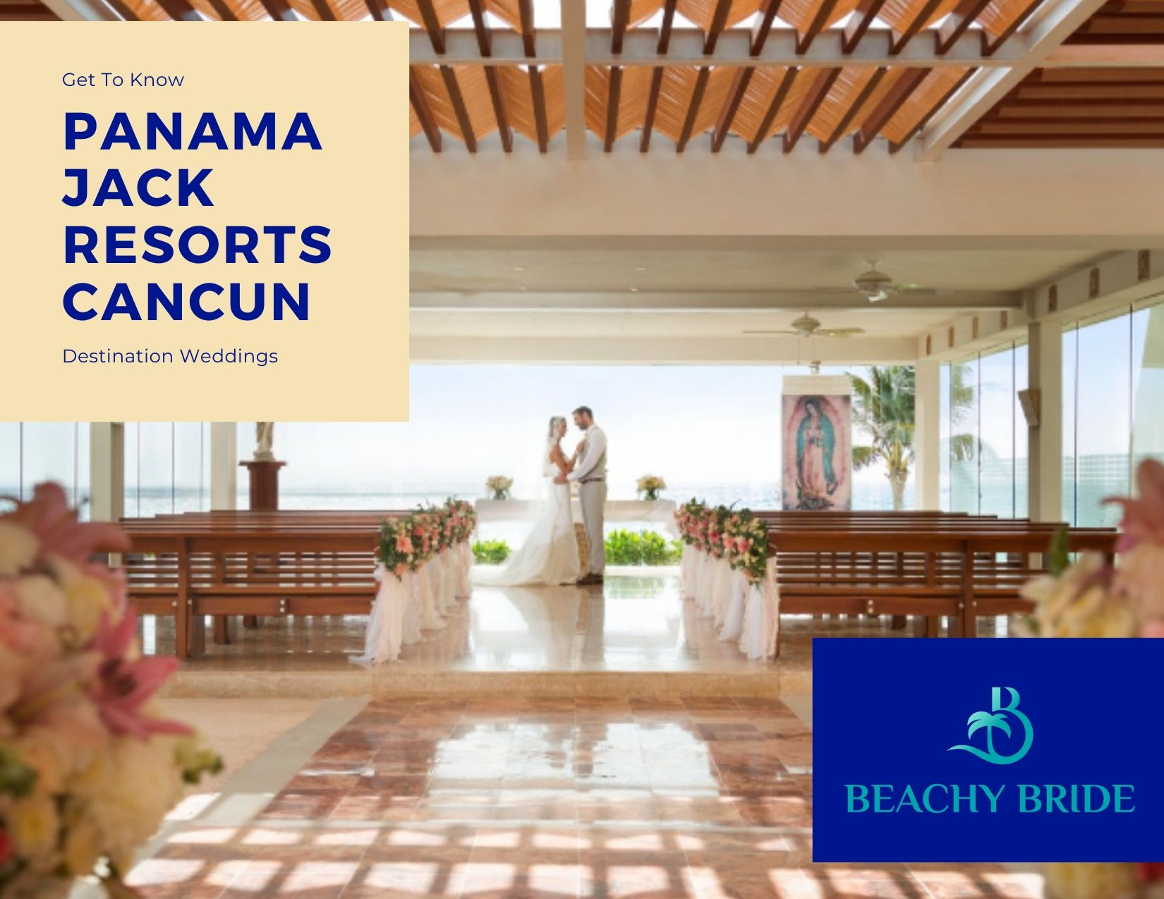 Weddings at Panama Jack Resorts in Cancun. 'image'