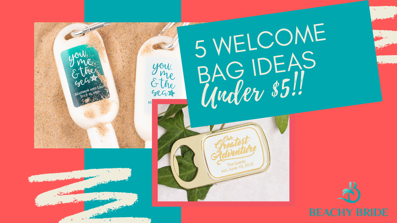 5 Practical Welcome Bag Ideas, Under $5!. 'image'