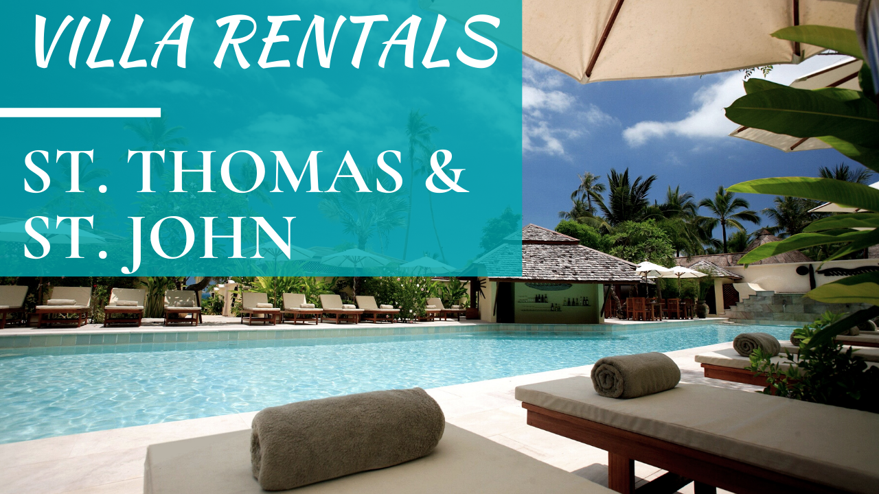 St. Thomas and St. John Villa Rentals. 'image'
