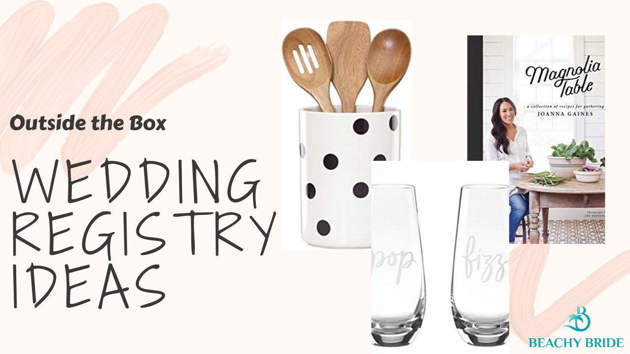 Outside the Box - Wedding Registry Ideas. 'image'