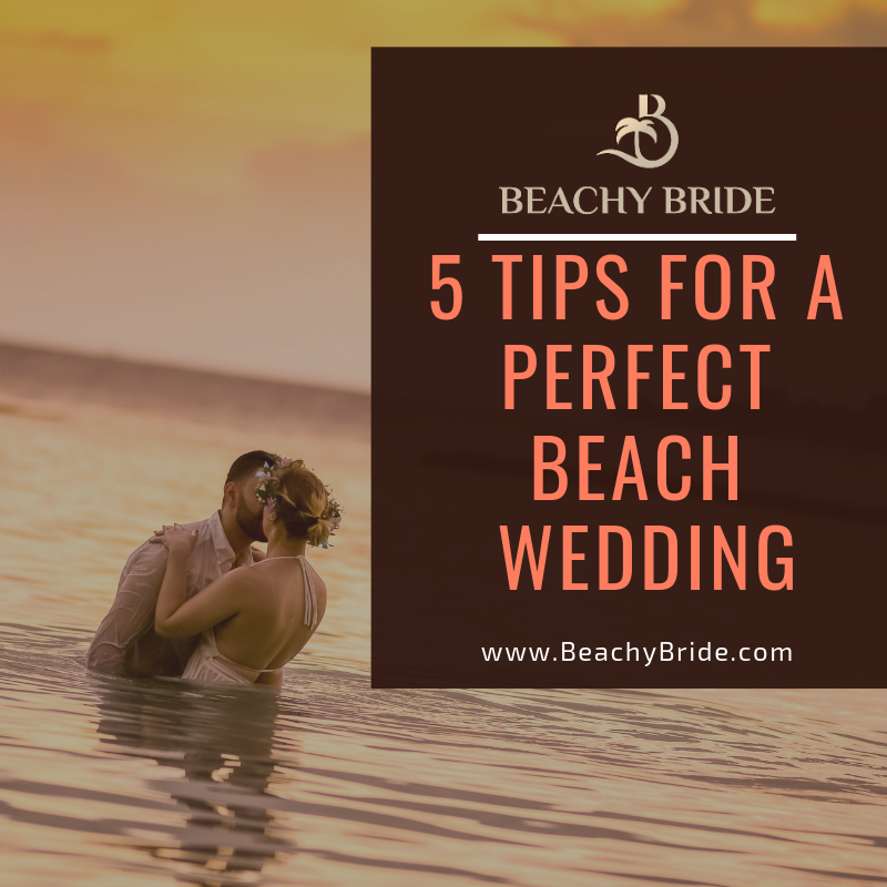 5 Tips for Planning Your Beach Destination Wedding. 'image'