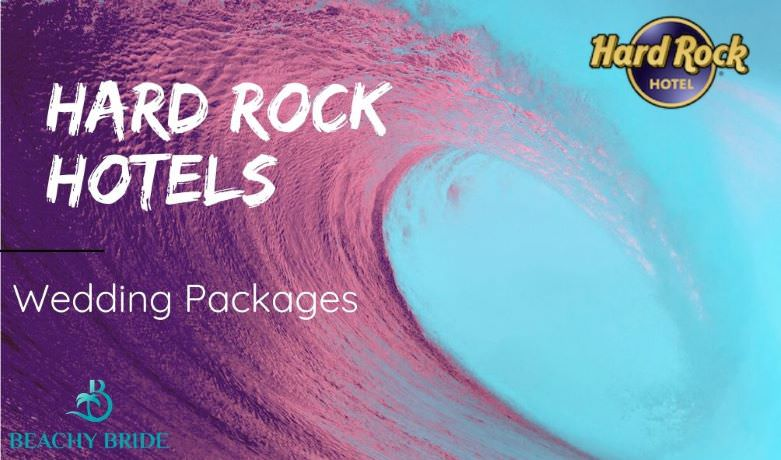 Hard Rock Hotel Wedding Packages. 'image'