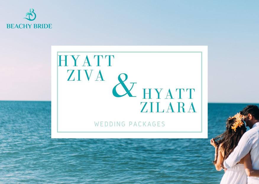 Hyatt Ziva and Zilara Wedding Packages. 'image'