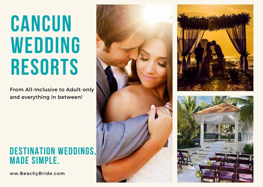 Cancun Wedding Resort Guide. 'image'
