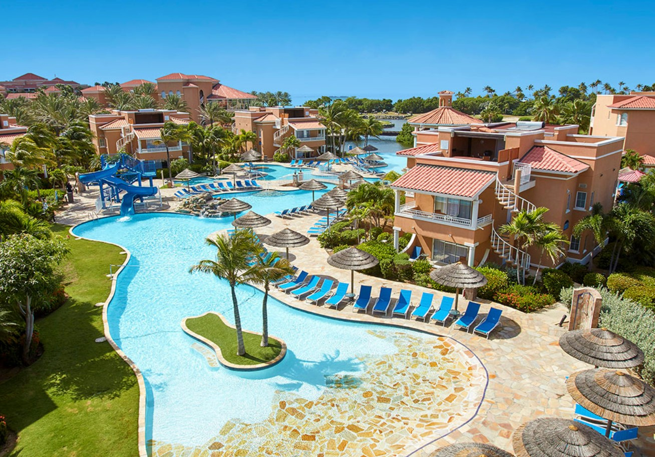 Divi Village Golf  Beach Resort  Beachy Bride