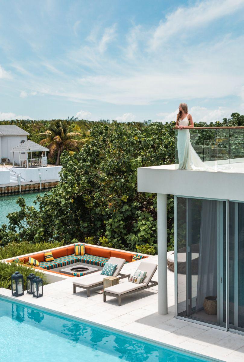 Big Chill Villa - weddings in Turks and Caicos